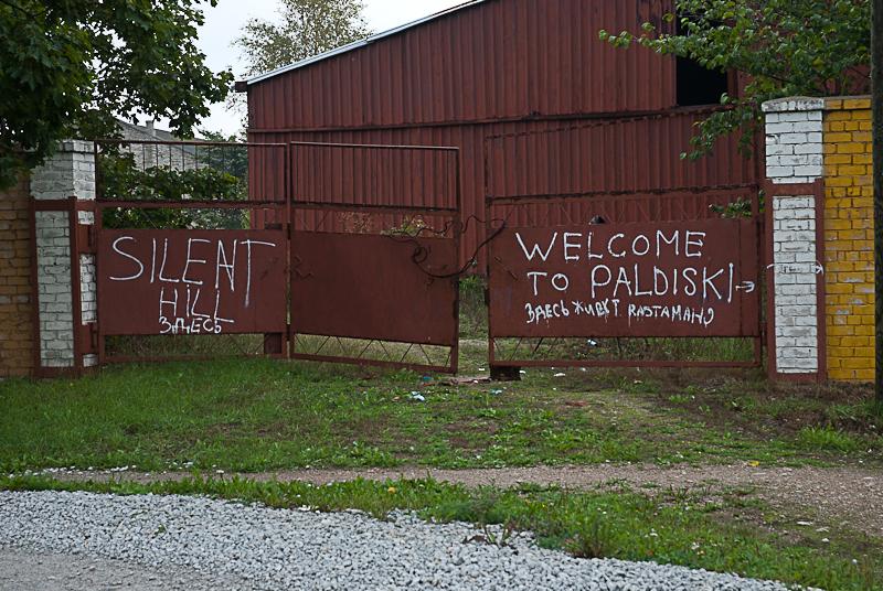 Welcome to Paldiski