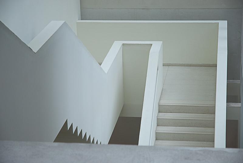 Arquitectura en blanco VII