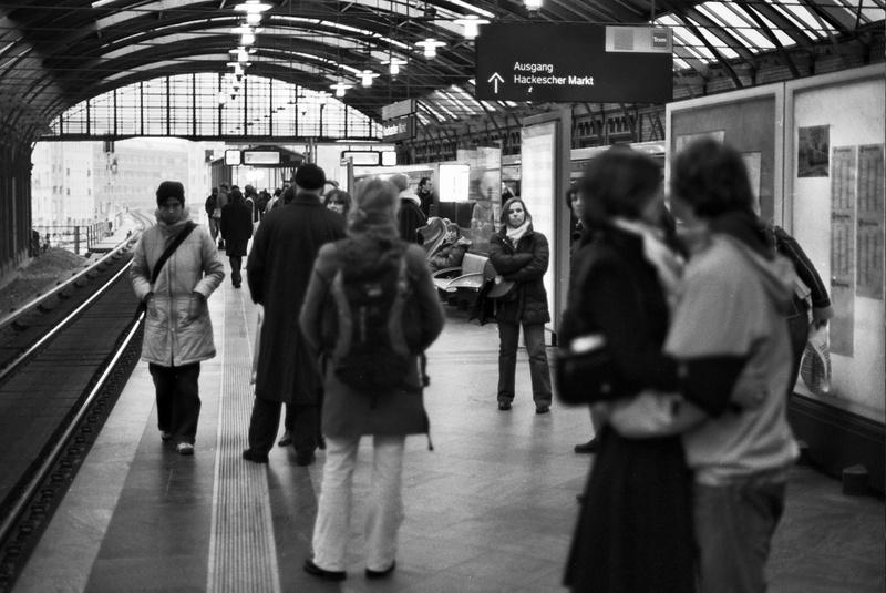 La estación II