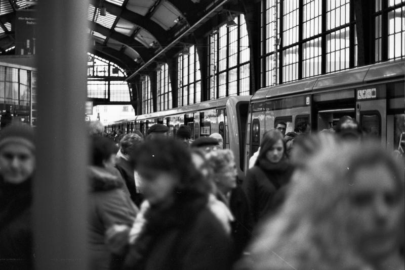 La estación I