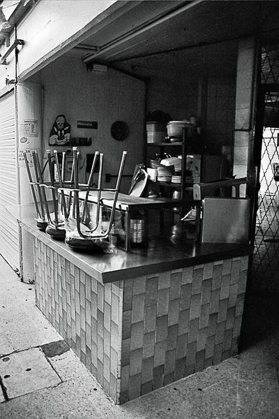 Bar Cerrado