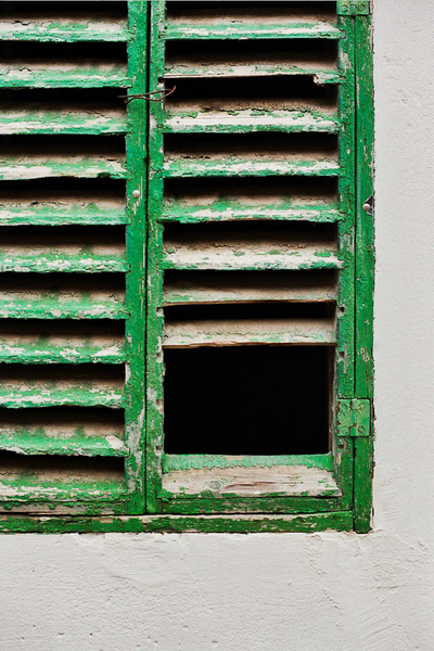 Green Window 7