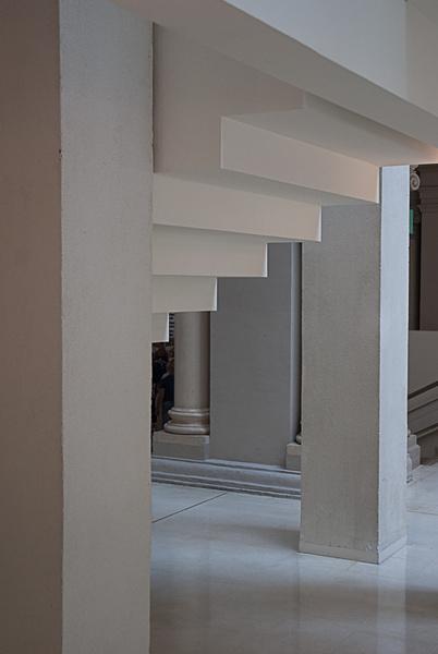 Arquitectura en blanco I