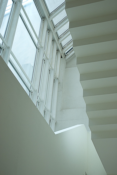 Arquitectura en blanco II