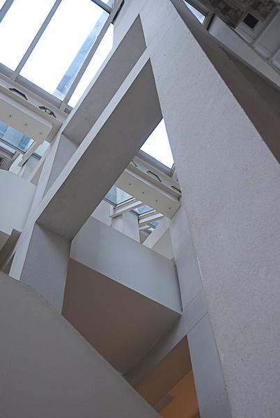 Arquitectura en blanco III