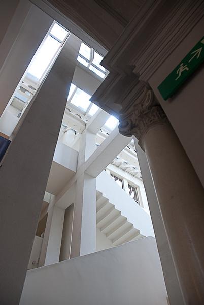 Arquitectura en blanco IV