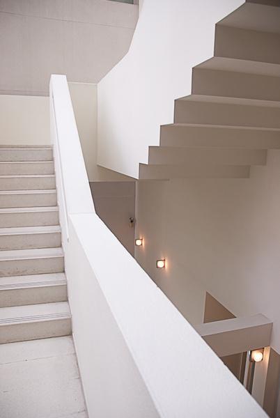 Arquitectura en blanco VI